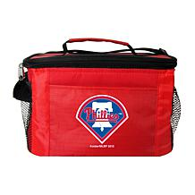 Officially Licensed MLB 6-Can Cooler Bag - Philadelphia Phillies
