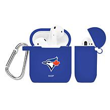 Officially Licensed MLB AirPod Case Cover - Toronto Blue Jays