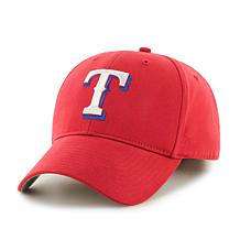 Officially Licensed MLB Classic Adjustable Hat  - Texas Rangers