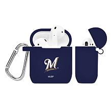 Officially Licensed MLB Milwaukee Brewers AirPod Case Cover
