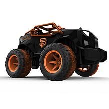 Officially Licensed MLB Remote Control Monster Truck - SF Giants