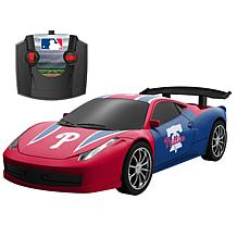 Officially Licensed MLB Remote Control Stadium Racer - Phil. Phillies