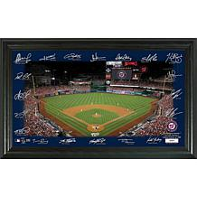 Officially Licensed MLB Signature Field LimitedEdition Frame-Nation...