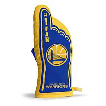 Officially Licensed NBA #1 Fan Oven Mitt