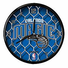Officially Licensed NBA Net Clock - Orlando Magic