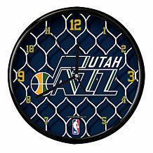 Officially Licensed NBA Net Clock - Utah Jazz