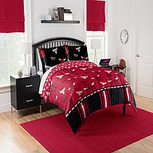 Officially Licensed NBA Queen Bed in a Bag Set - Chicago Bulls