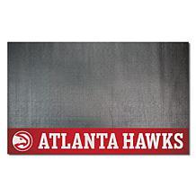 Officially Licensed NBA Vinyl Grill Mat  - Atlanta Hawks