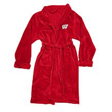 Officially Licensed NCAA L/XL Bath Robe - Wisconsin