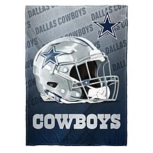 Officially Licensed NFL Fleece Speed Flex Throw