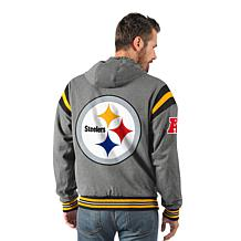 ... Officially Licensed NFL Hardball Reversible Hooded Jacket by Glll ... 0ae7fb296