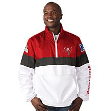 Officially Licensed NFL Men's No Huddle Packable Jacket by Glll