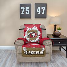 Officially Licensed NFL Recliner Protector w/3D Design