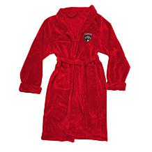 Officially Licensed NHL 349 Men's L/XL Bathrobe - Panthers