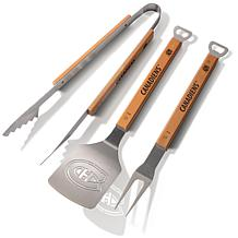 Officially-licensed NHL Classic 3-Piece BBQ Set - Montreal Canadiens