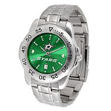 Officially Licensed NHL Sport Steel Series Watch - Dallas Stars