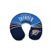 Oklahoma City Thunder Memory Foam U-Neck Travel Pillow