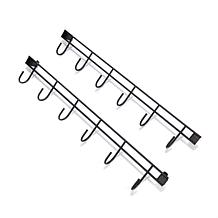 Origami Drawer Cart 2-pack Hook Bars