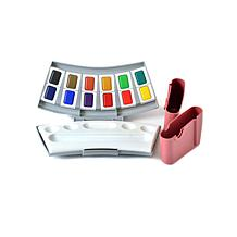 Pelikan Opaque and Transparent Watercolor Set - 12