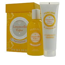 Perlier Limoncello 2-piece Bath and Body Set