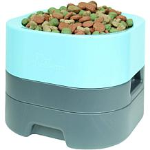PetWeighter Elevated Dog & Cat Food/Water Bowl (Small)