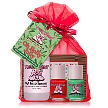Piggy Paint Oh Holly Jolly 3-pack