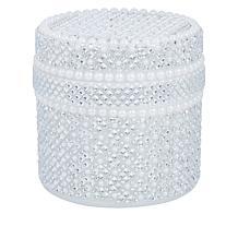 PRAI 6.8oz Ageless Throat & Decolletage Creme Pearl Bejeweled Jar