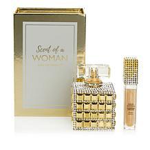 PRAI Scent of a Woman Eau de Parfum & Plumping Lip Gloss