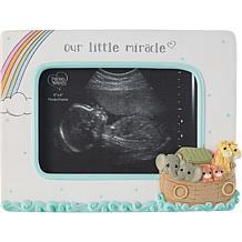 Precious Moments 202408 Noah's Ark Sonogram Photo Frame