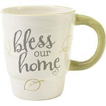 Precious Moments Bless Our Home Ceramic Mug