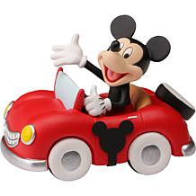 Precious Moments Disney Collectible Parade Mickey Mouse Figurine