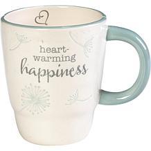 Precious Moments Heartwarming Happiness Ceramic Mug