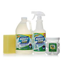 Professor Amos Power Ball and Shock It Clean Extreme Kit