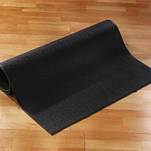 Proform Equipment Floor Mat in Black Vinyl