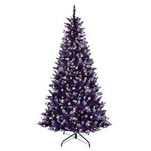 Puleo International 6.5-foot Fashion Pine Artificial Christmas Tree