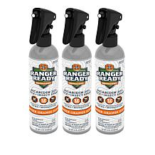 Ranger Ready Picaridin 20% Insect Repellent - 3-pack