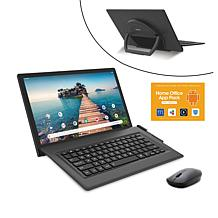 """RCA Lunamax 128GB 2-in-1 14"""" Tablet with Mouse and Apps"""