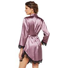 ... Rhonda Shear Tie Front Robe ... 8b5b6d496