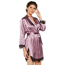 e06fffc85b ... Rhonda Shear Tie Front Robe ...
