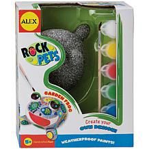 Rock Pets Paint Kit - Garden Frog