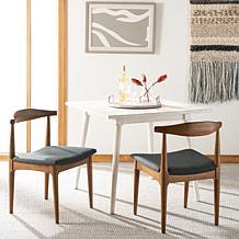 Safavieh Lionel Retro Dining Chair 2-pack