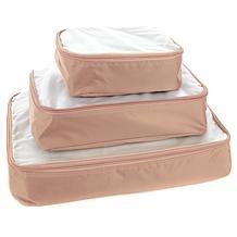 Samantha Brown Packing Cube 3-piece Set