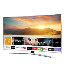 "Samsung 49"" MU7500 4K Ultra-HD Curved Smart TV with 2-Year Warranty"