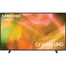 "Samsung 75"" LED Flat 4K UHD HDR Smart TV"