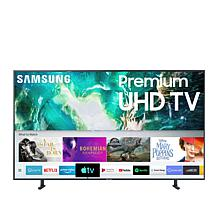 Samsung RU8000 4K Ultra HD Smart TV with 2-Year Warranty & Voucher