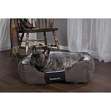 Scruffs Thermal Box Bed - Extra Large - Black and Grey