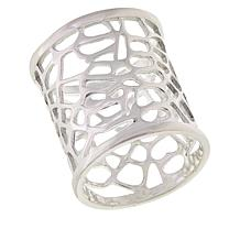 Sevilla Silver™ Openwork Wide Band Ring