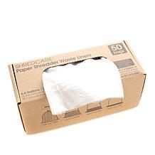 ShredCare 50-pack Paper Shredder Waste Liners