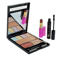 Signature Club A Portable Makeup Studio with Lipstick and Mascara