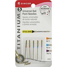 Singer Universal Ball Point Needles